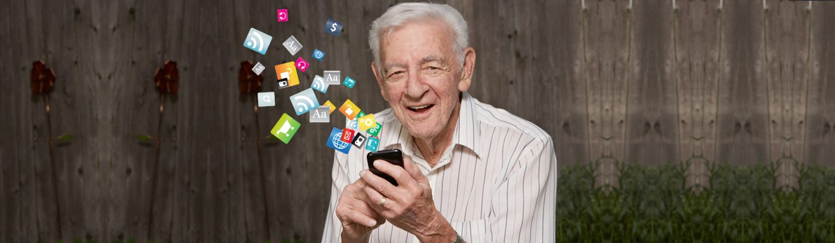 Tag-Blog-SmartphoneE Apps that Make Seniors lives