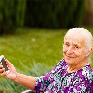 Free phone through SSI
