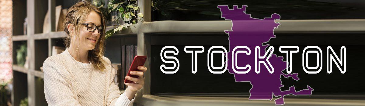 Free Government Lifeline Smartphone in Stockton, CA