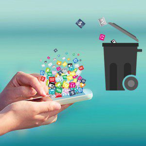 Deleting Data from Android Apps: Easily yet Effectively
