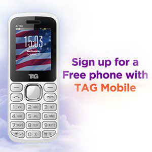 TAG Mobile Online Sign Up For A Free Phone-Thumb