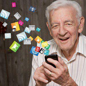 Smartphone Apps That Make Seniors' Lives Easier