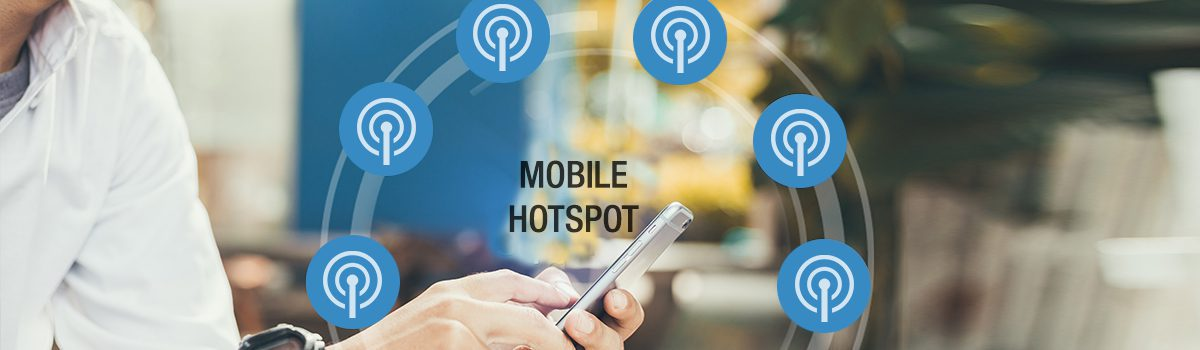 How to setup mobile Hotspot on Android phones | TAG Mobile