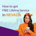 How to get free lifeline service in Nevada