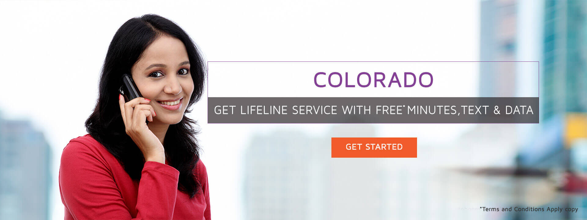 Colorado Lifeline Service