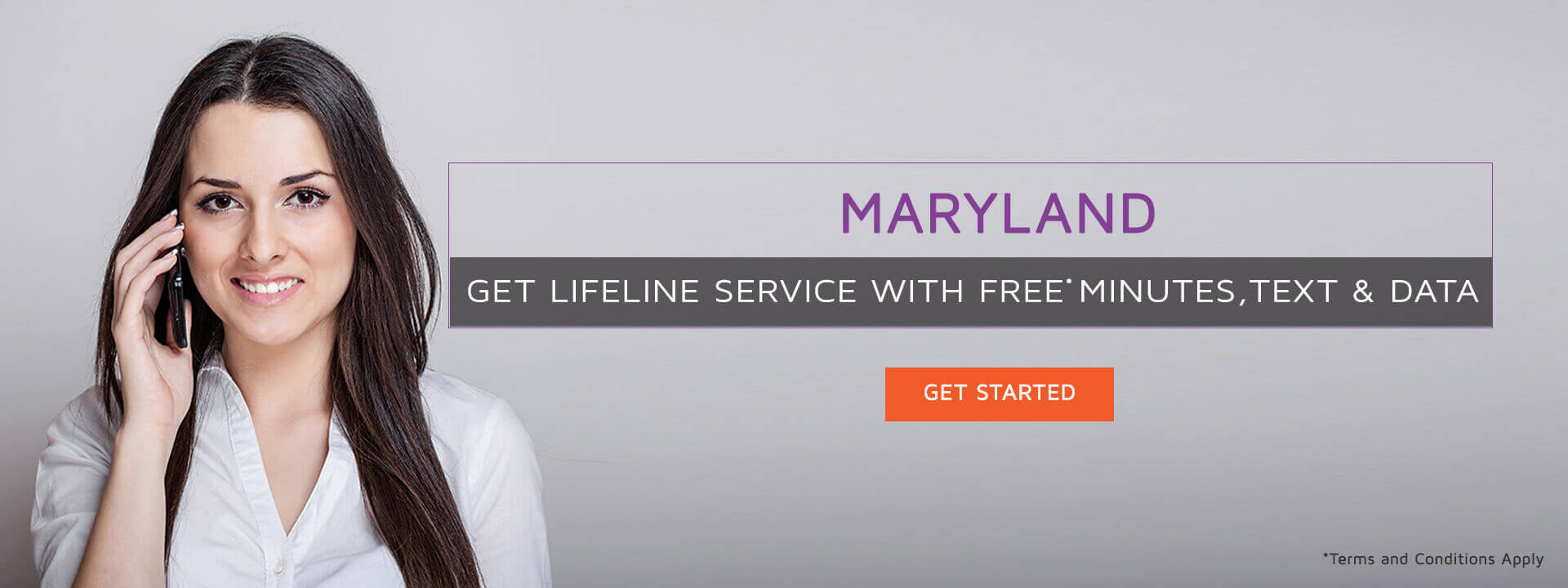 Maryland Lifeline Service